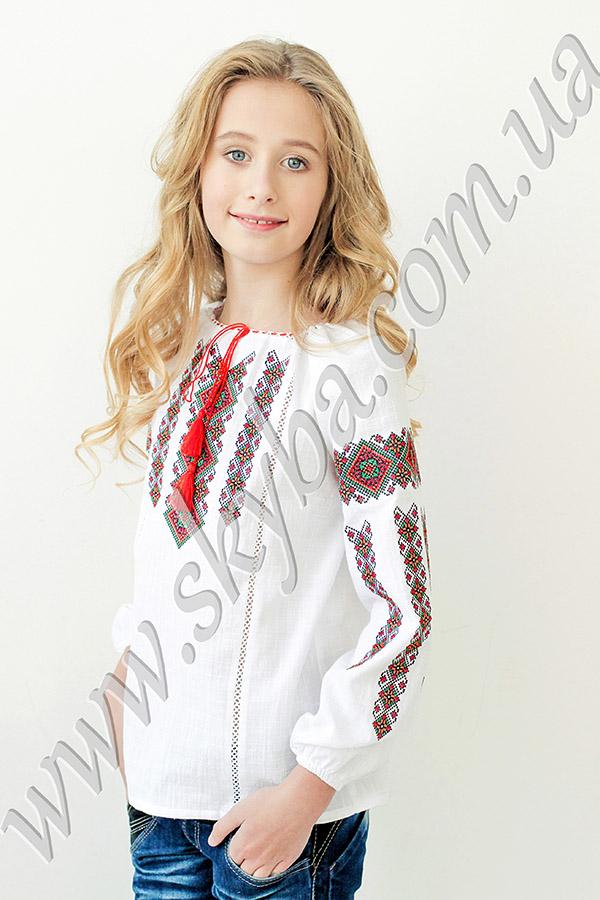 Блуза для девочек СК4411
