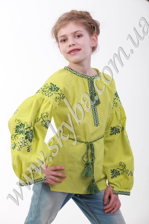 Блуза для дівчаток СК4231