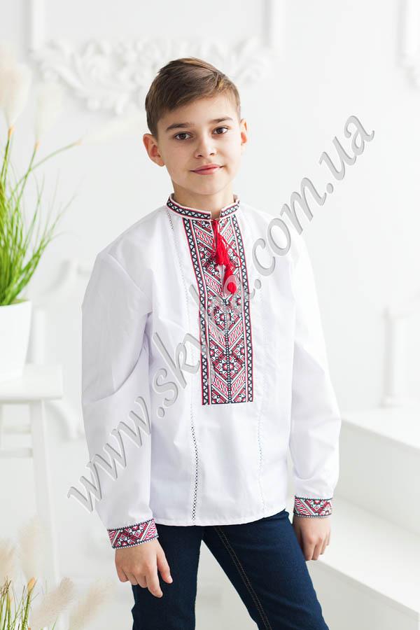 Рубашка для мальчиков СК3261