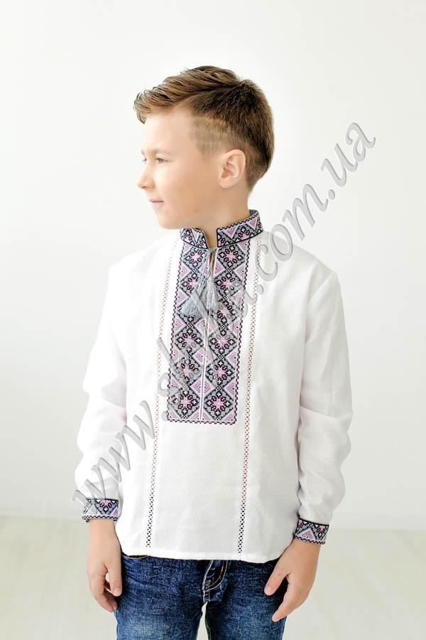 Сорочка для хлопчиків СК3062