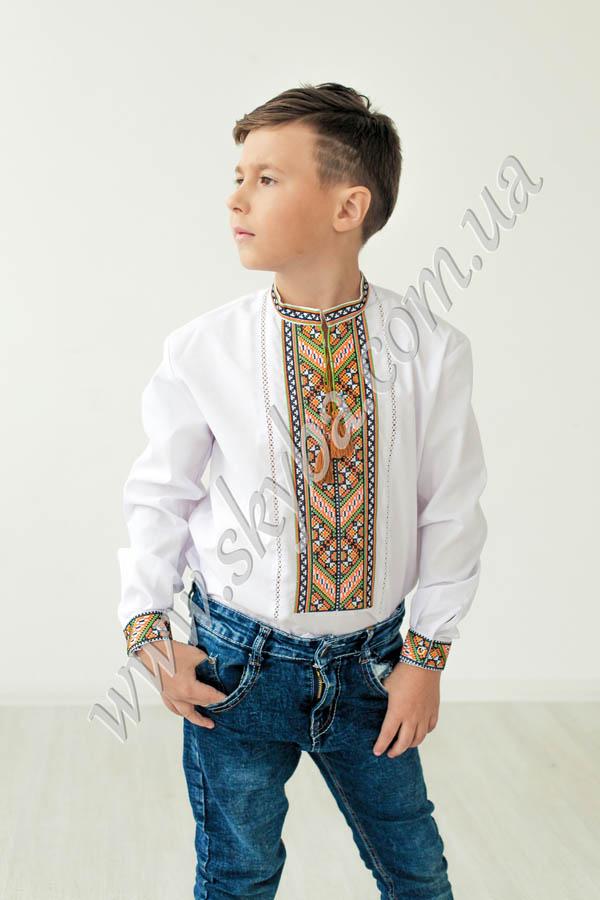 Сорочка для хлопчиків СК3261