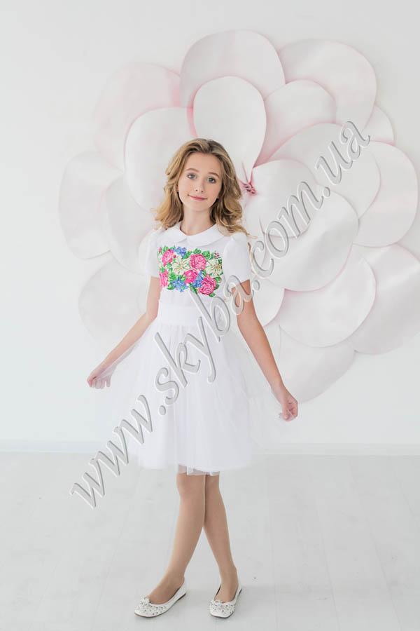 Сукня для дівчаток СК4091