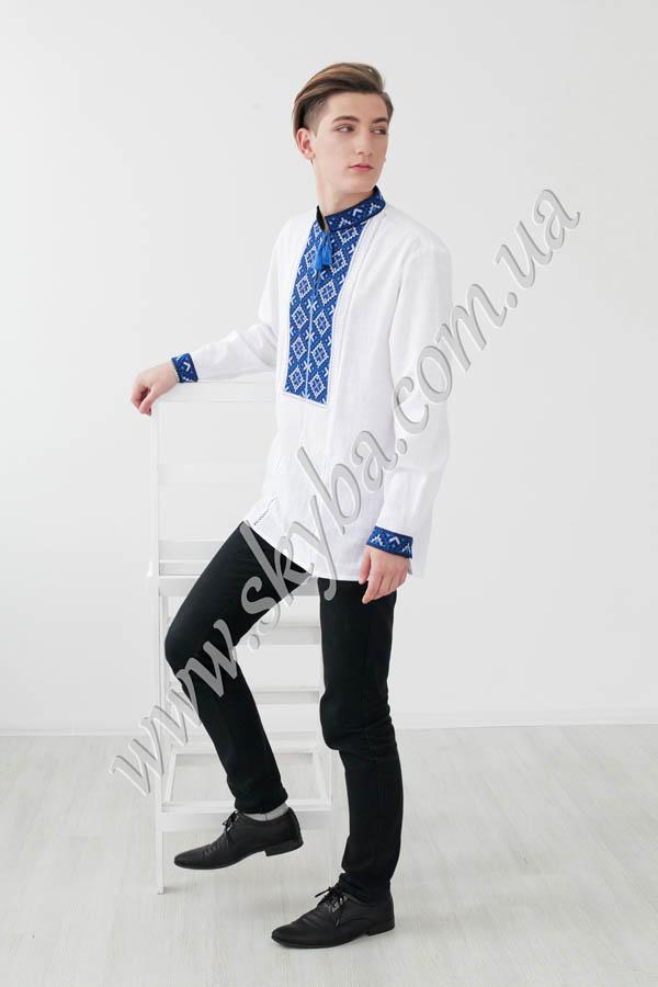 Чоловіча вишита сорочка СК1024