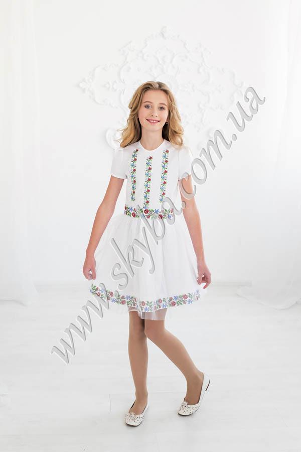 Сукня для дівчаток СК4181