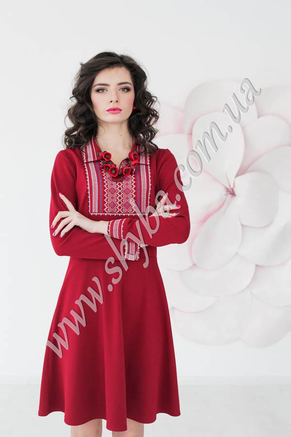 Женское платье СК6451