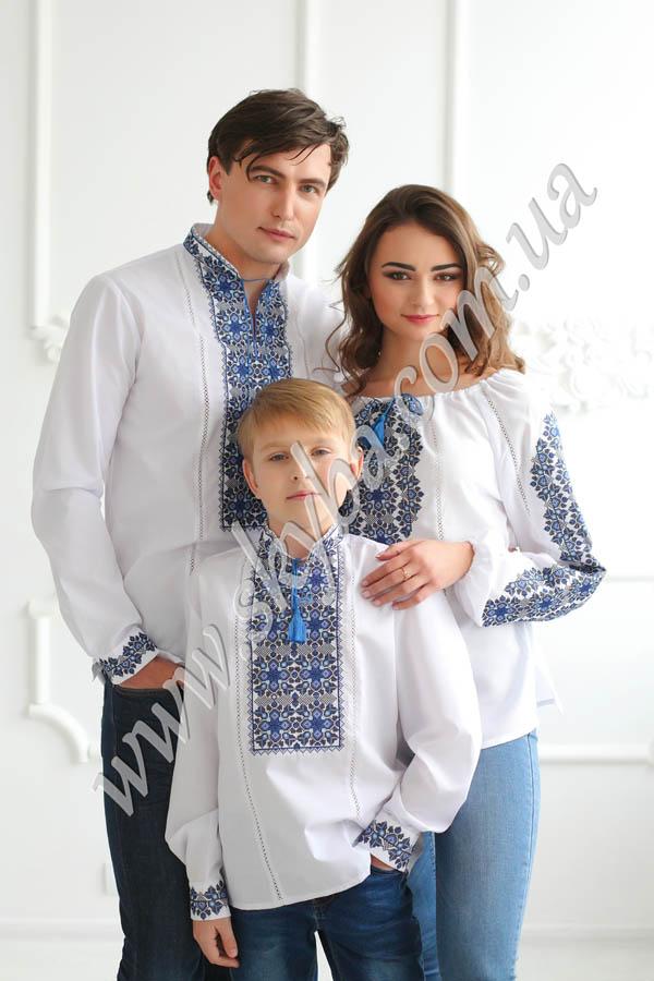 Вишита сорочка для хлопчика з дизайнерським орнаментом    Ціни 3fdc52a7dd9e3