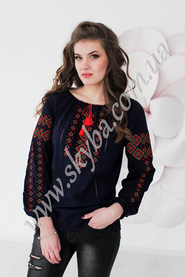 Женская блузка СК2411