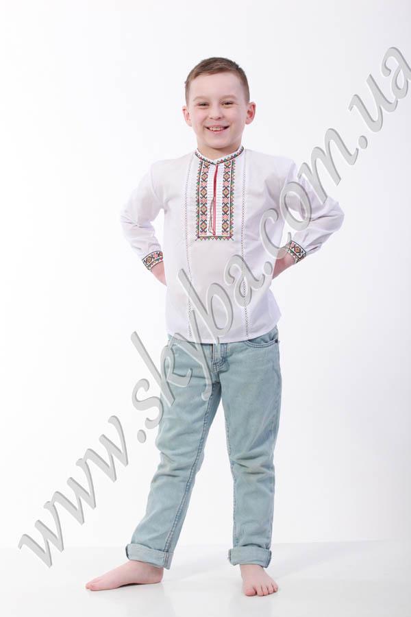 Сорочка для хлопчиків СК3001