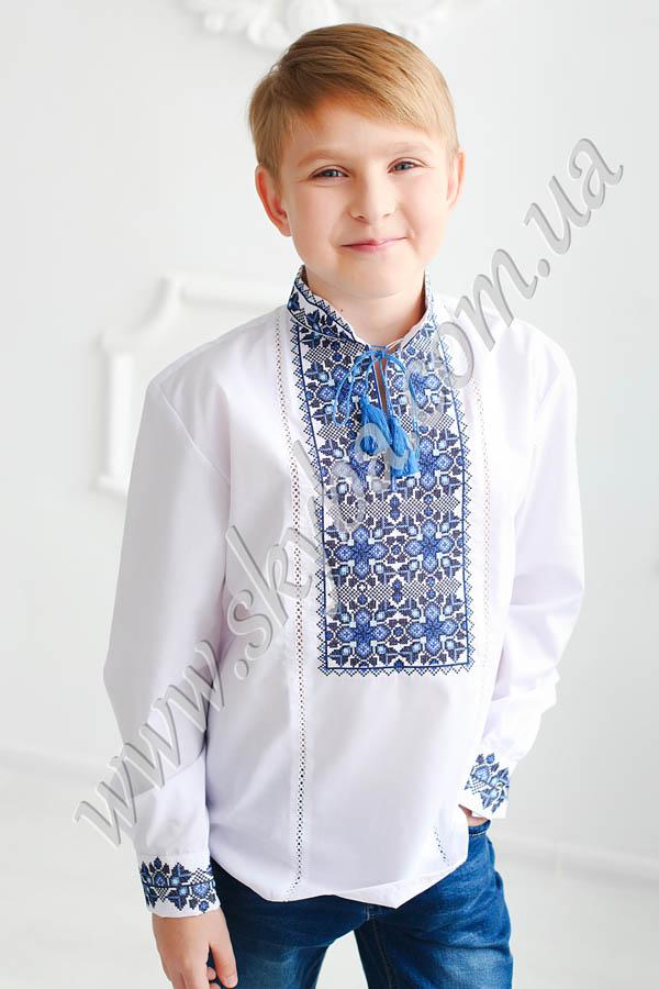 Сорочка для хлопчиків СК3191