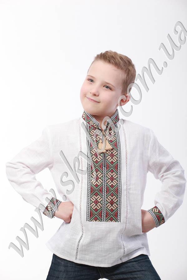 Сорочка для хлопчиків СК3471