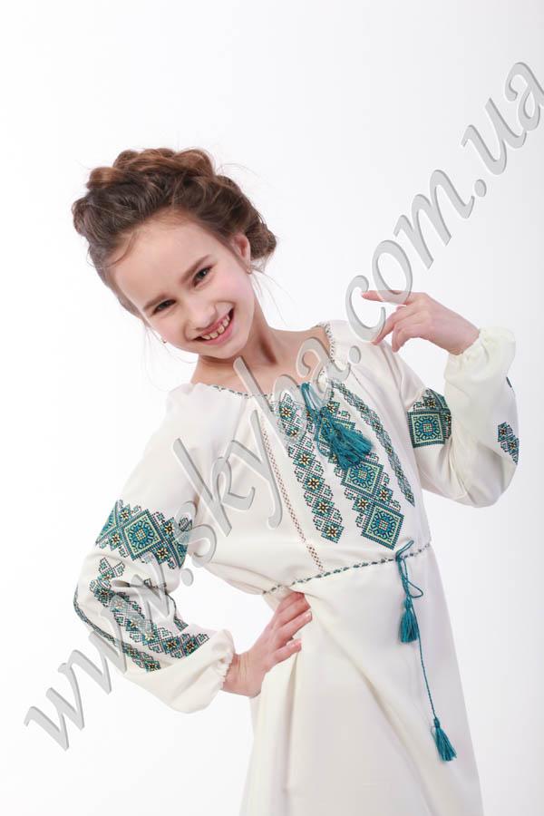 Сукня для дівчаток СК4412