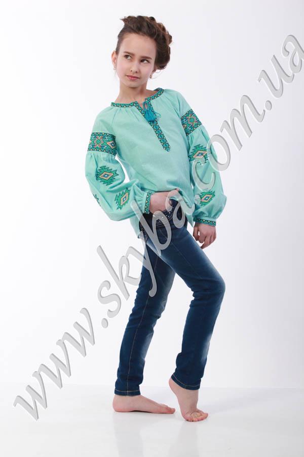Блуза для девочек СК4421