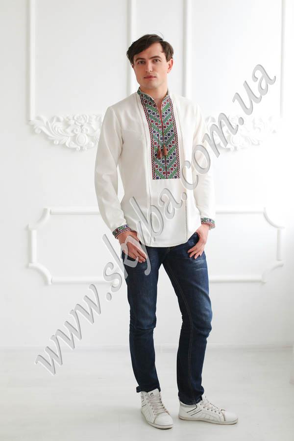 Чоловіча вишита сорочка СК1481