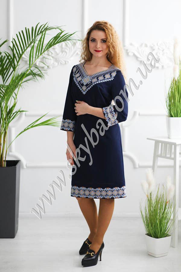 Женское платье СК6351
