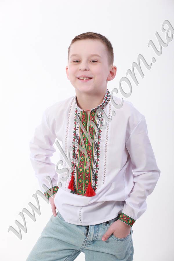 Сорочка для хлопчиків СК3271
