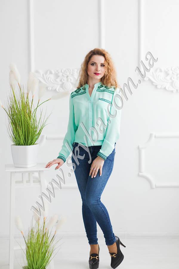 Женская блуза СК2581