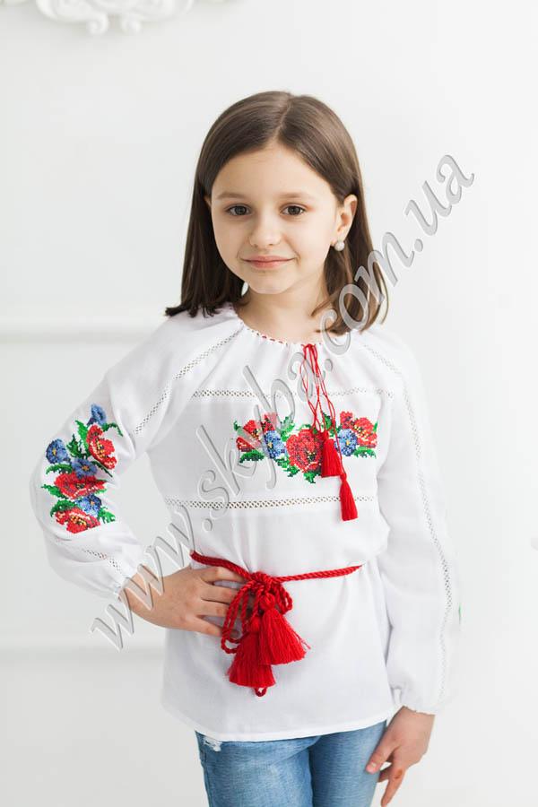 Блуза для дівчаток СК4051