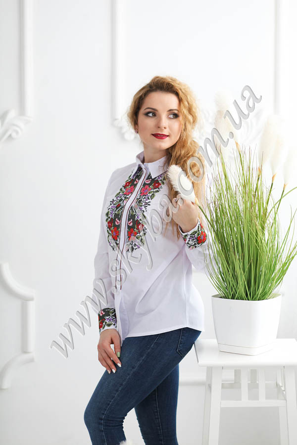 Женская блуза СК2591