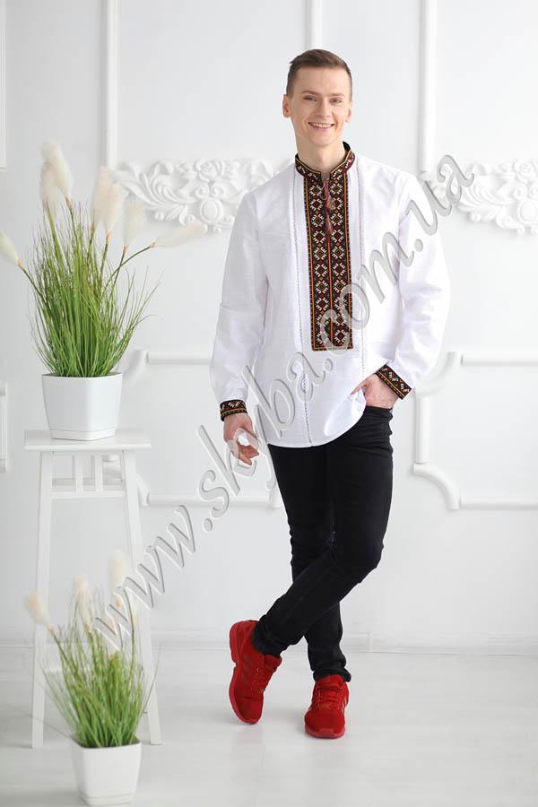 Чоловіча вишита сорочка СК1541