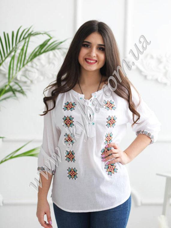 Вишиті жіночі сорочки та блузи - замовити онлайн з доставкою 4e6afce4c2945
