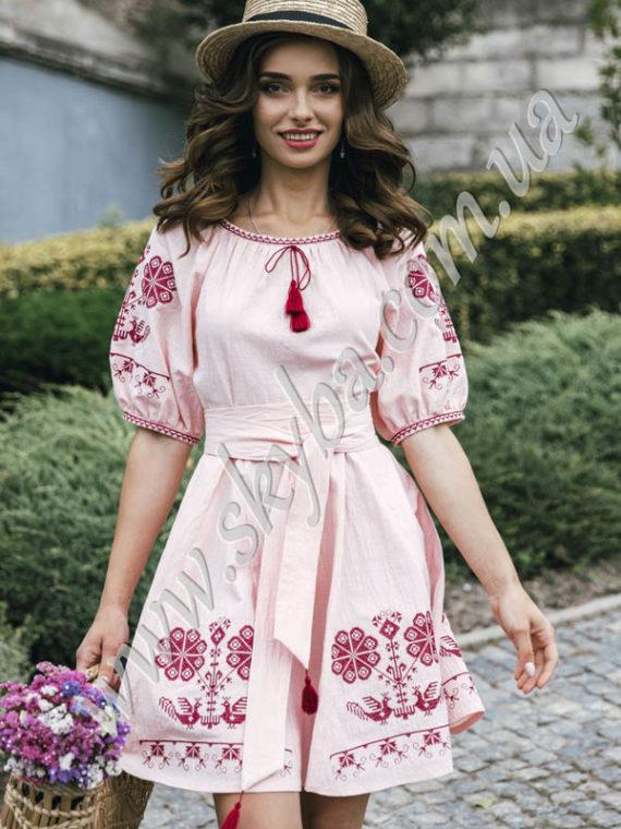 Вишиті плаття - купити жіночі сукні вишиванки з доставкою онлайн abb38a34f1625