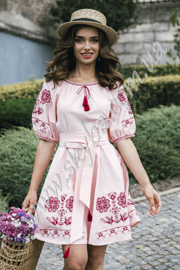 Вишиті плаття - купити жіночі сукні вишиванки з доставкою онлайн f9518dfa9ba30
