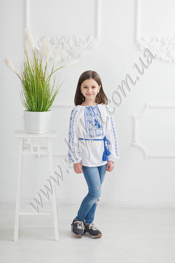 Блуза для дівчаток СК4071