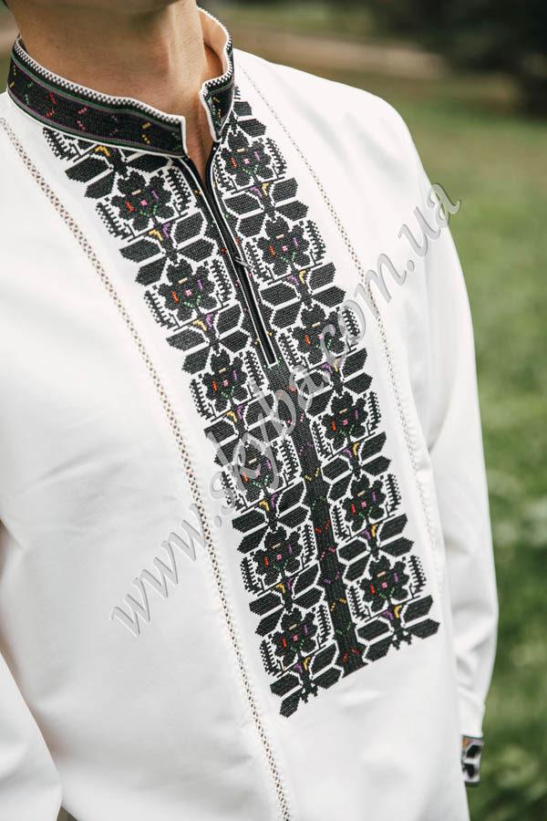 Чоловіча вишита сорочка СК1621