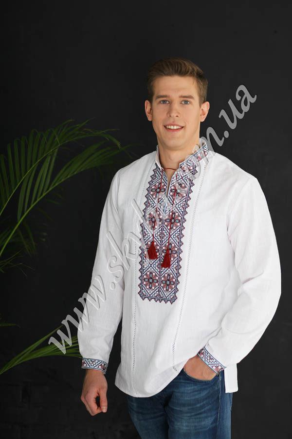 Чоловіча вишита сорочка СК1251
