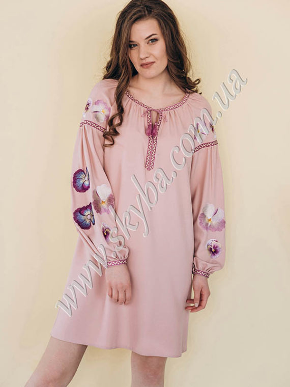 Женское платье СК6731