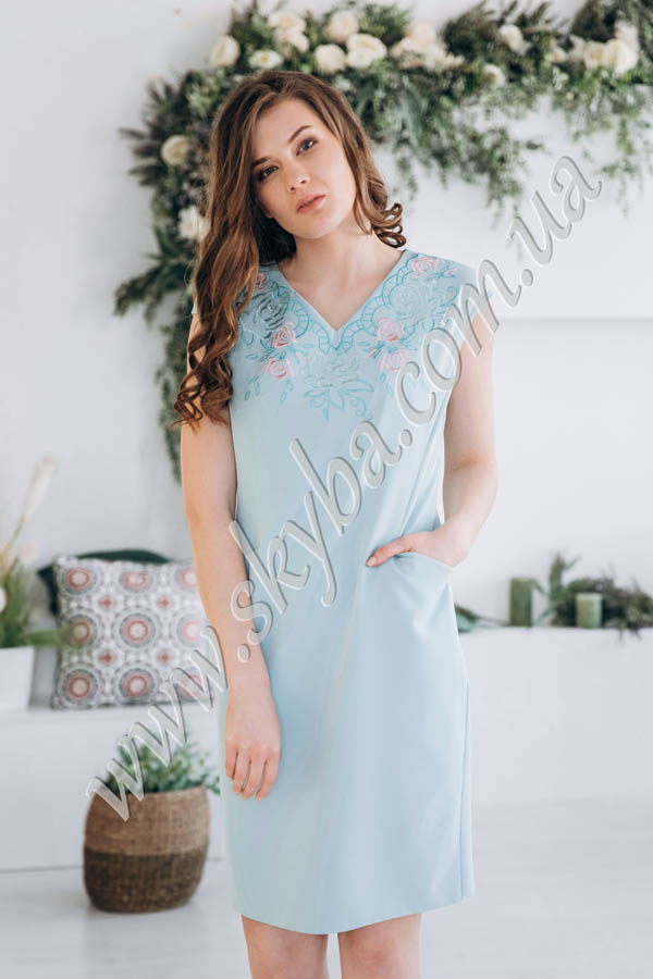 Жіноча сукня СК6743