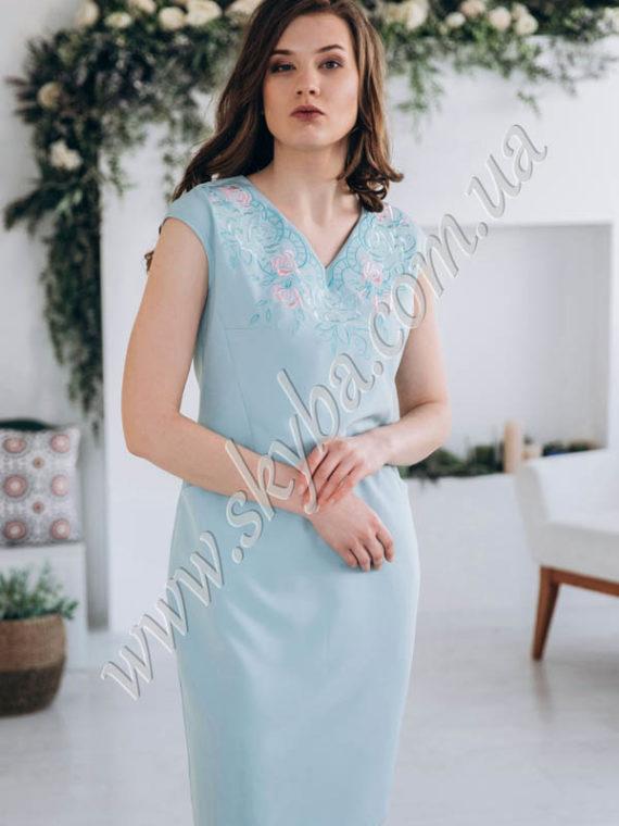 Женское платье СК6743